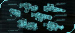XCOM-EU RC - Beam Weapons