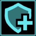 File:XComEW Medals - Urban Combat Badge icon 1 defense.png