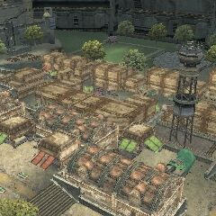 Colony 6 after completion