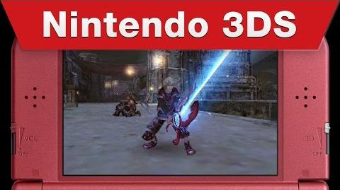 Nintendo 3DS - Xenoblade Chronicles 3D Trailer