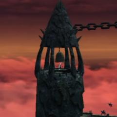 The Basverg Belfry external view