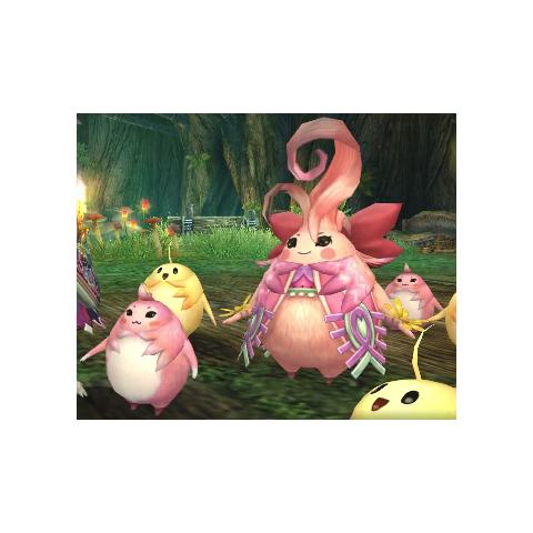 Oka and her children