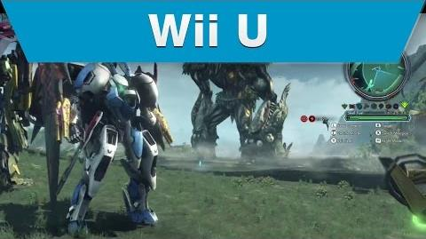Wii U - Xenoblade Chronicles X Survial Guide Episode 3