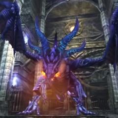 The Dragon King Alcar