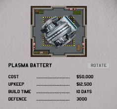 Plasma Battery