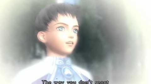 Xenosaga Episode II HD Cutscene 60 - Father and Son - ENGLISH