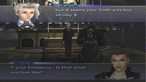 Xenosaga III HD Cutscene 284 - Truth Behind Ormus - ENGLISH