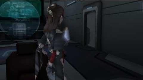 Xenosaga Episode II HD Cutscene 50 - Shion's Decision - ENGLISH