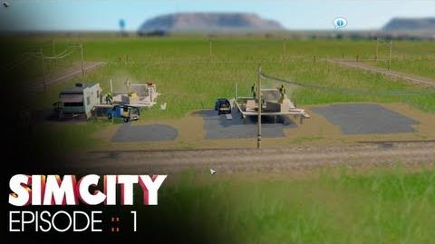 SimCity Episode 1 Humble Start
