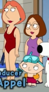 Meg and Lois' Swimsuits