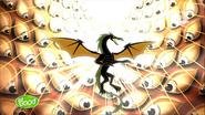 Tai Shu's true form battling Chase