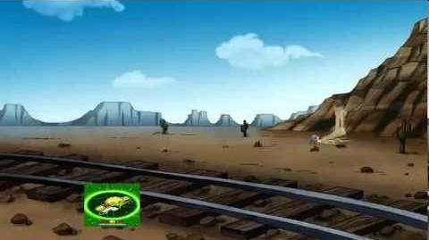 Xiaolin Chronicles Episode 6 - Magic Stallion and the Wild Wild West