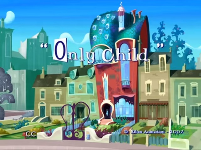 File:Xilam - A Kind of Magic - Only Child - Episode Title Card.jpg