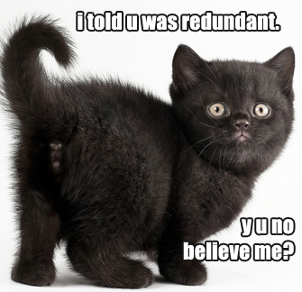 Redundant62