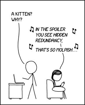 Redundancy pattern