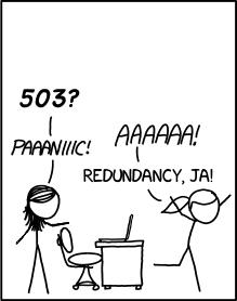 Redundant time