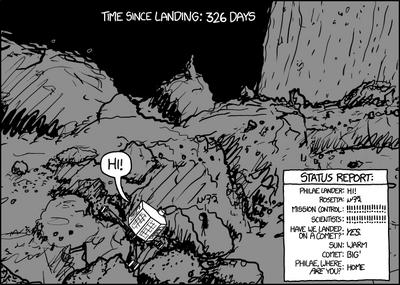 Rosetta-on-the-comet-1