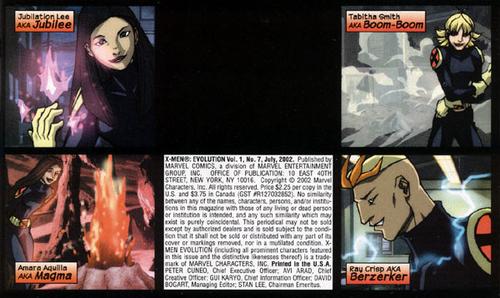 Comic 7 - Page 1 II