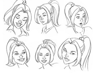 DrawKitty- Face I