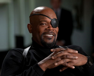 Iron Man 2- Nick Fury