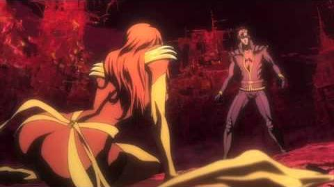 X-Men Anime DVD Clip-1401429913