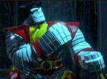 Lego Marvel Super Heroes .Colossus
