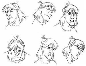 DrawnLance- Face II