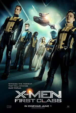 X-Men- First Class