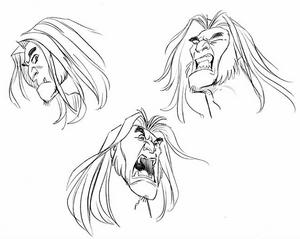 DrawSab- Faces II