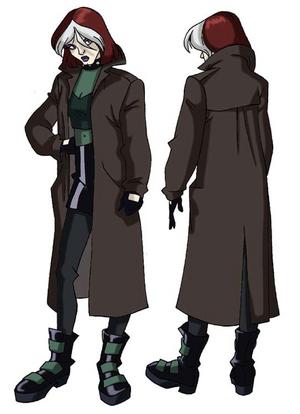 Profile- rogue coat