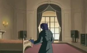 Mansion- Kurts room