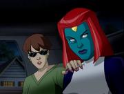 Rogue Recruit- Irene and Mystique