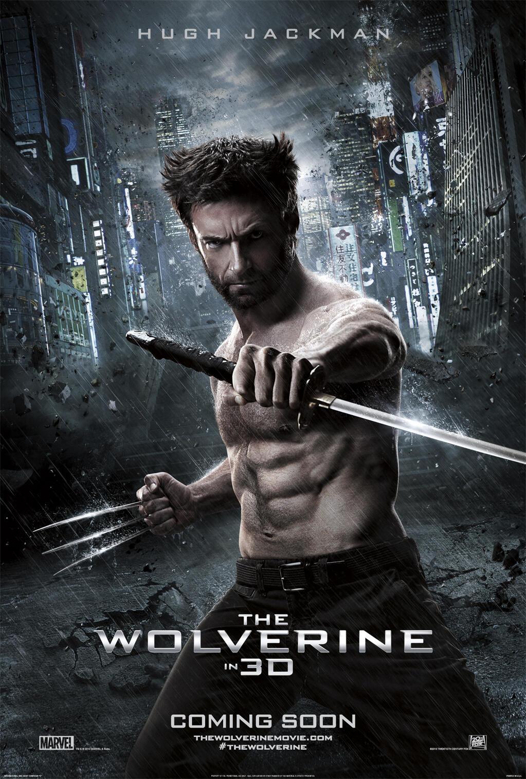 The Wolverine | Wiki X-Men | FANDOM powered by Wikia
