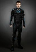 X-Men Days of Future Past 003 Iceman blue and silver