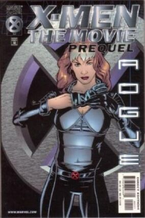 X-Men The Movie Prequel Vol 1 2