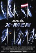 X-Men (film) poster