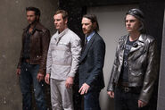 X-men-days-of-future-past-hugh-jackman-michael-fassbender-james-mcavoy-evan-peters-1-