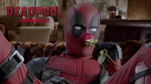 Deadpool Blatant Bachelor Baiting TV Spot (w 2% real roses) 20th Century FOX