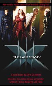 X3 Novel