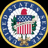 Seal of the United States Senate