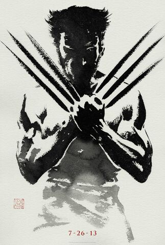 File:The Wolverine poster.jpg