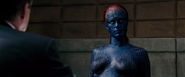 Mystique interrogated in custody (The Last Stand)