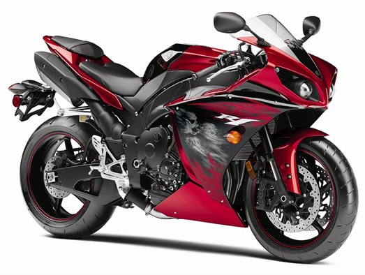 File:New-YZF-R1-Yamaha-Red-Motorcycle.png