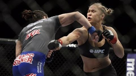Ronda Rousey vs