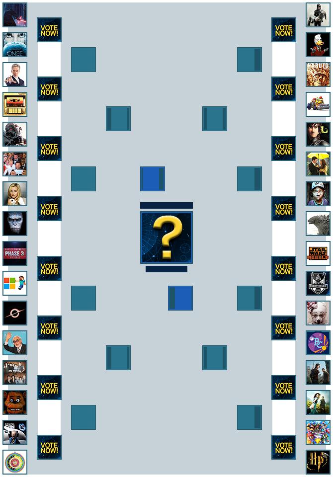 YIF Bracket Tournament 2014