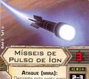 Mísseis de Pulso de Íon