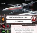 Red Squadron Pilot