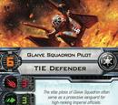 Glaive Squadron Pilot
