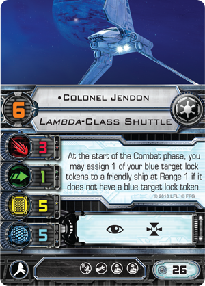 Colonel-jendon
