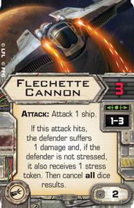 Flechette Cannon
